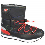 Cizme copii Skechers Retrospect Winter Daze 996274LBKRD