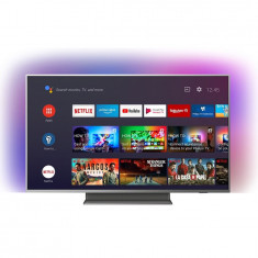 Televizor LED Philips 55PUS7504/12, 139 cm, Smart TV Android 4K Ultra HD