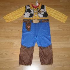 costum carnaval serbare serif toy story pentru copii de 1-2 ani