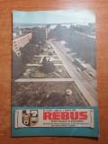 Revista rebus 1 martie 1989