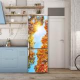Sticker Tapet Autoadeziv pentru frigider, 210 x 90 cm, KM-FRIDGE-53