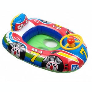 Colac de baie, tip masinuta cu volan si claxon pentru copii - D7STD2