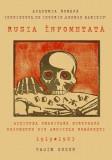 Rusia infometata. Actiunea umanitara europeana in documente din arhivele romanesti 1919-1923/Vadim Guzun, Galaxia Gutenberg