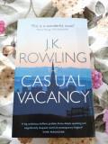 Carte engleza Casual Vacancy J. K. Rowling