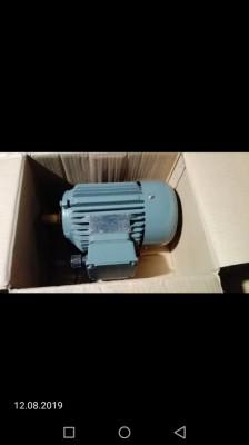Motor 0,55 KW / 1390 RPM foto