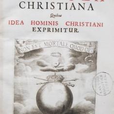 Philothei Symbola Christiana, Frankfurt 1677