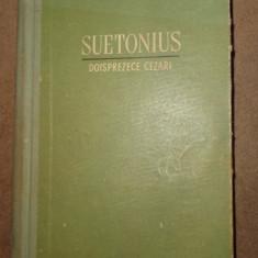 Doisprezece cezari 441pag/an 1958-- Suetonius