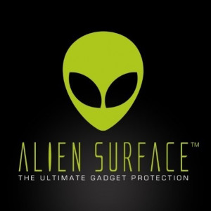 FOLIE ALIEN SURFACE HD, iPhone X, PROTECTIE ECRAN + ALIEN FIBER CADOU