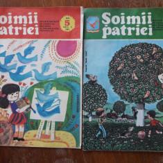 Lot 2 reviste Soimii Patriei nr. 3, 5 an 1983 / R7P1F