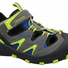 Sandale sport Kappa Reminder T 260682T-1633 pentru Copii, 36 - 39, Gri