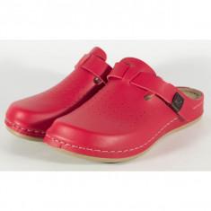 Saboti/Papuci rosii medicinali gel pe talpa 154063F