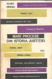Mari procese din istoria justitiei - Yolanda Eminescu