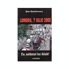 Londra, 7 iulie 2005