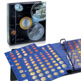 Album pentru seturi de monede euro - TOPset Compact