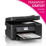 Imprimanta Epson L6170 multifunctionala inkjet color, CISS, A4, Wireless