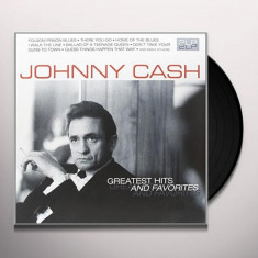 Johnny Cash Greatest Hits And More LP remastered (2vinyl)