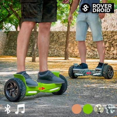 Trotinetă Electrică Hoverboard Bluetooth cu Difuzor Rover Droid Stor 190 foto