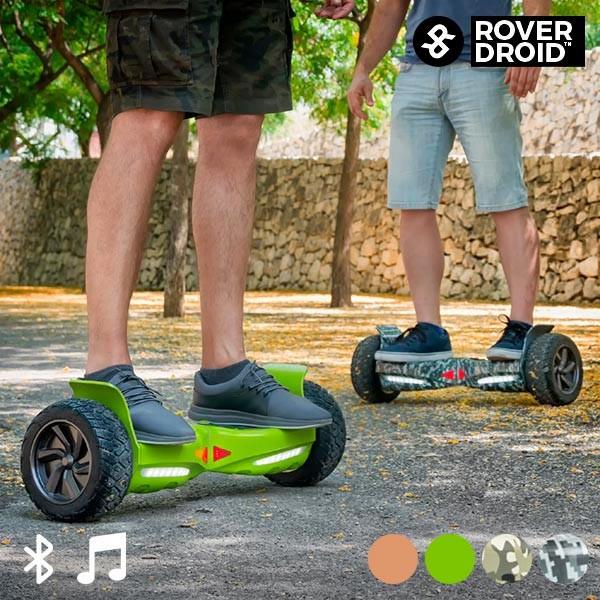 Trotinetă Electrică Hoverboard Bluetooth cu Difuzor Rover Droid Stor 190