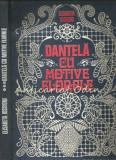 Cumpara ieftin Dantela Cu Motive Florale - Elisabeta Iosivoni