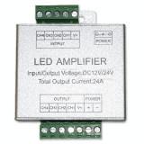 RGB+W Amplificator /pentru Bandă LED 2159/ V-Tac SKU-3327