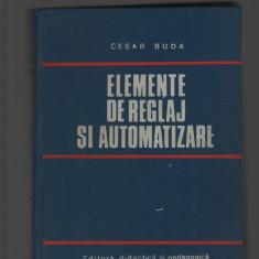 C8832 ELEMENTE DE REGLAJ SI AUTOMATIZARE - CEZAR BUDA