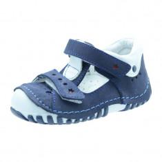 Sandale ortopedice din piele pentru baieti NN SO-01, Multicolor