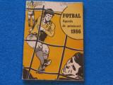Agenda fotbal - Agenda de primavara 1986 (Steaua Bucuresti)