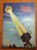 Stiinta si tehnica pentru tineret august 1949-fabrica vulcan,aeromodelism