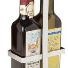 Stativ inox pentru oțet și ulei ILSA sticla 25cl MN0144154 Atenas