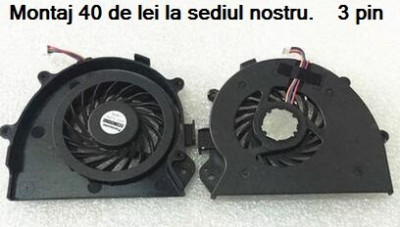 Cooler laptop Sony Vaio VPCCA3X1R PCG-61813M Nou foto