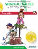 Stiinte ale naturii. Manual pentru clasa a III-a, semestrele I si II. Include editia digitala