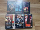 Lot filme Robert De Niro, casete video VHS - Casino, Taxi Driver, Angel Heart
