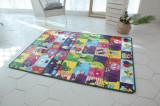 Saltea Sobble Funny World pliabila 1.4m 100 sigura eco-friendly Multicolor