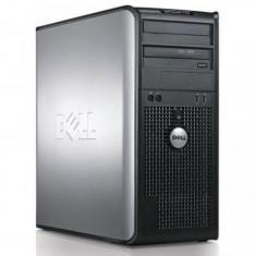 Calculator Dell OptiPlex 380 Tower, Intel Pentium Dual Core E5500 2.80GHz, 4GB DDR3, 250GB SATA, DVD-RW