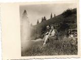 Fotografie masina de epoca anii 1930 numere de Bucuresti