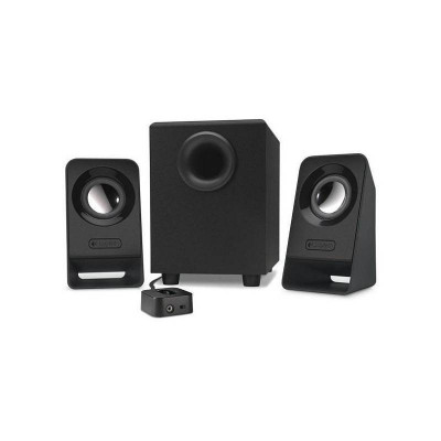 Boxe Logitech Multimedia Speakers Z213 foto