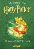 J. K. Rowling - Harry Potter și Camera secretelor