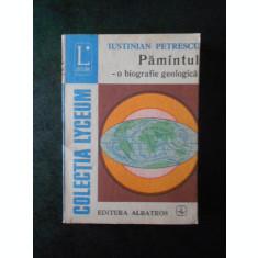 IUSTINIAN PETRESCU 0 PANATUL. O BIOGRAFIE GEOLOGICA