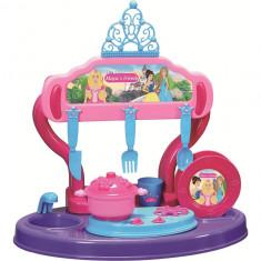 Bucatarie copii 15 piese Princess Maya and Friends Ucar Toys UC126