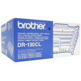 Drum original Brother DR130CL Negru si color 17000 pagini