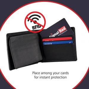 Card protectie contactless RFID protejarea cardurilor bancare set 3buc