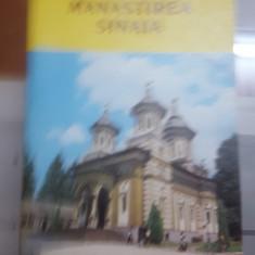 Mănăstirea Sinaia, Biserica veche, București 1991