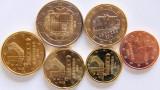 ANDORRA 2014 - SET 10 CENTI - 2 EURO / FARA 1 CENT si 5 CENTI / UNC, Europa