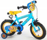 Bicicleta pentru baieti 12 inch cu roti ajutatoare Volare Toy Story 91207