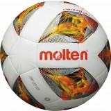 Minge fotbal Molten F5A3129-O, super light 290 grame, marime 5