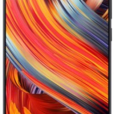 Telefon Mobil Xiaomi Mi Mix 2, Procesor Qualcomm Snapdragon 835, Octa-Core 2.45GHz / 1.9GHz, IPS LCD Capacitive touchscreen 5.99inch, 6GB RAM, 64GB Fl, Neblocat, Negru