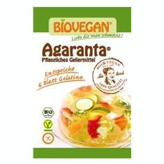 Gelatina pentru Legume Bio Fara Gluten Biovegan Rapunzel 3x6gr Cod: 15106r
