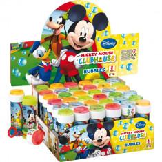 Baloane de Sapun Mickey Mouse si Prietenii, Dulcop 412000, 1 buc