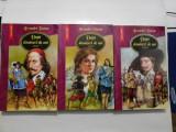DUPA DOUAZECI DE ANI - vol. I, II, III - ALEXANDRE DUMAS