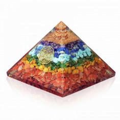 Piramida generatoare de energie_obiect de decor_7 minerale